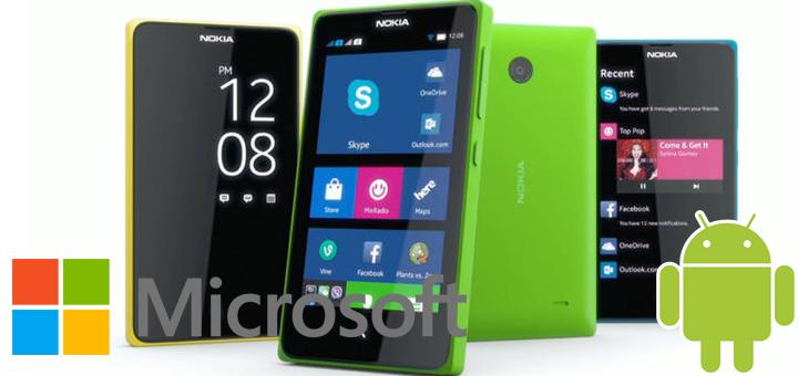 Rumor] Un Nokia Lumia tendría S.O. Android