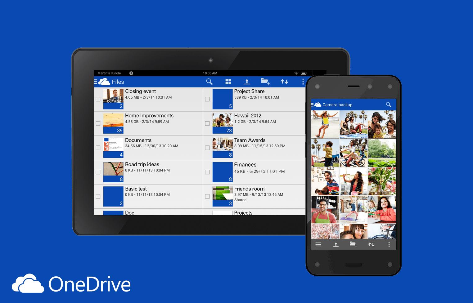 Microsoft OneDrive reducirá drásticamente su almacenamiento