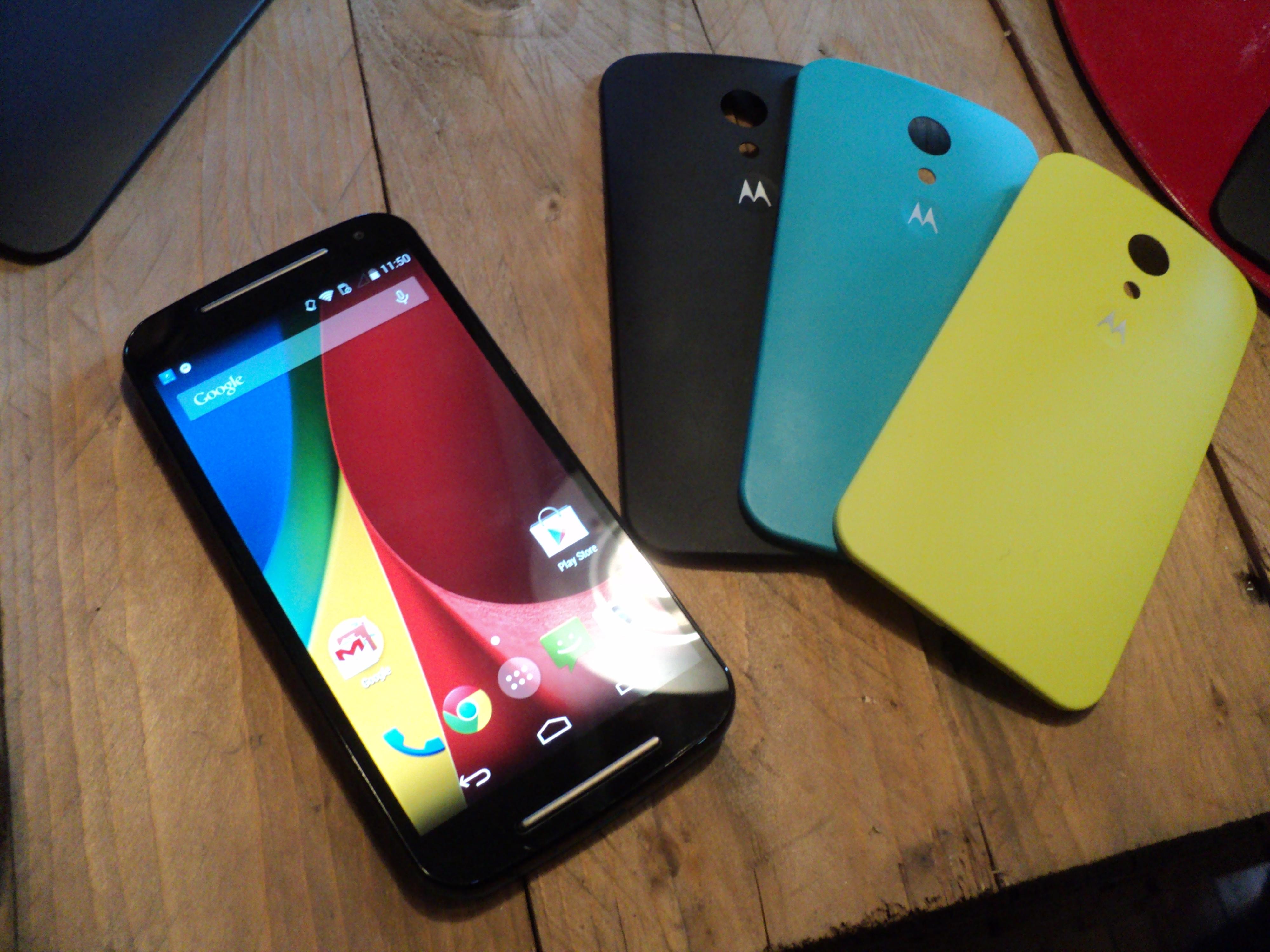 9ebfdba48db Primeras impresiones] Motorola Moto G, segunda generación
