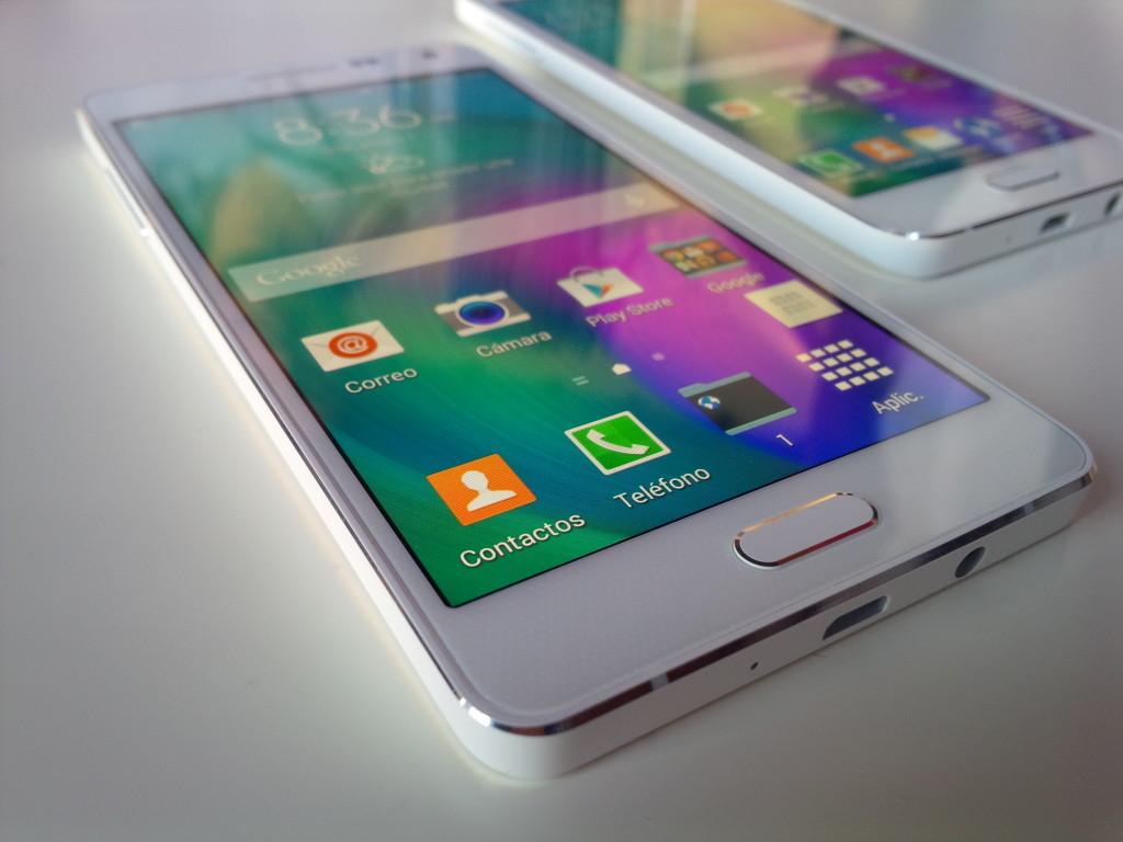 Samsung Galaxy A5 y A3