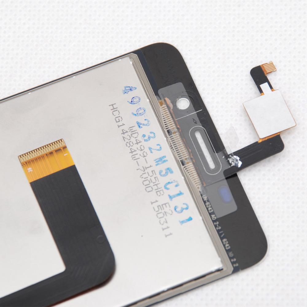 Blanca-Original-LCD-de-repuesto-y-montaje-de-la-pantalla-táctil-para-Cubot-X9-Smartphone-envío