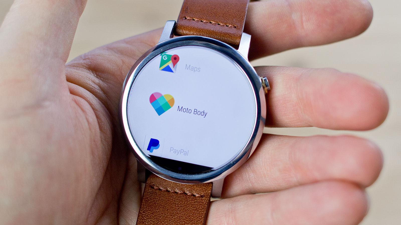 Moto se aleja de la producción de relojes inteligentes ...