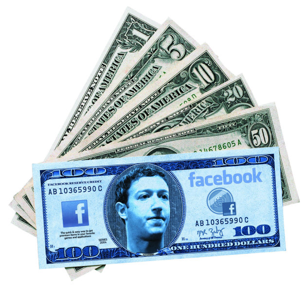 Facebook -money