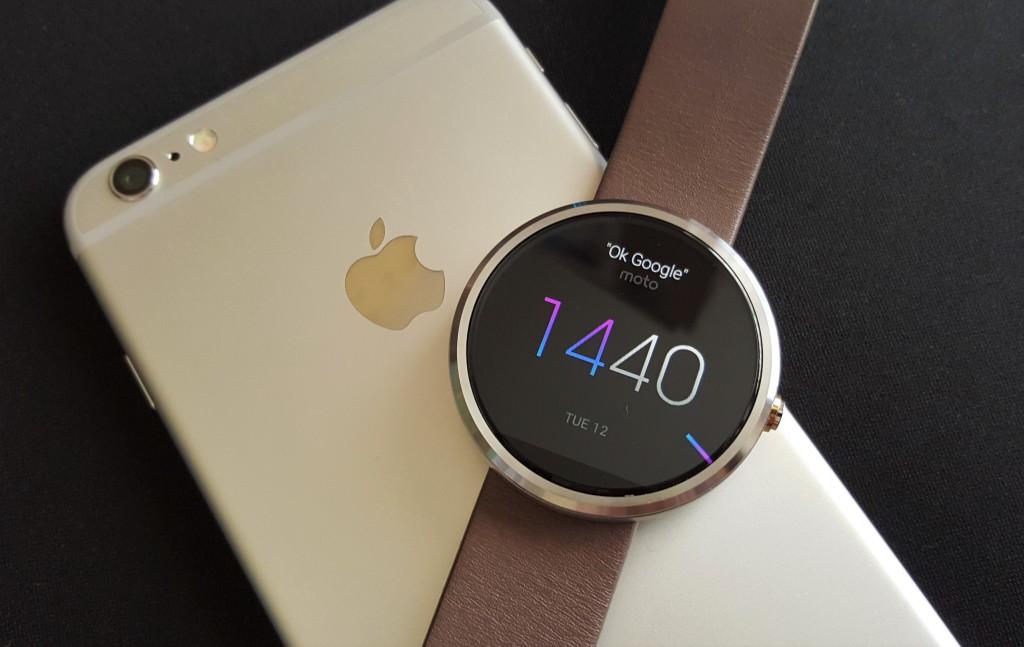 29498a4c10f Algunos relojes con Android Wear no funcionan con el iPhone 7