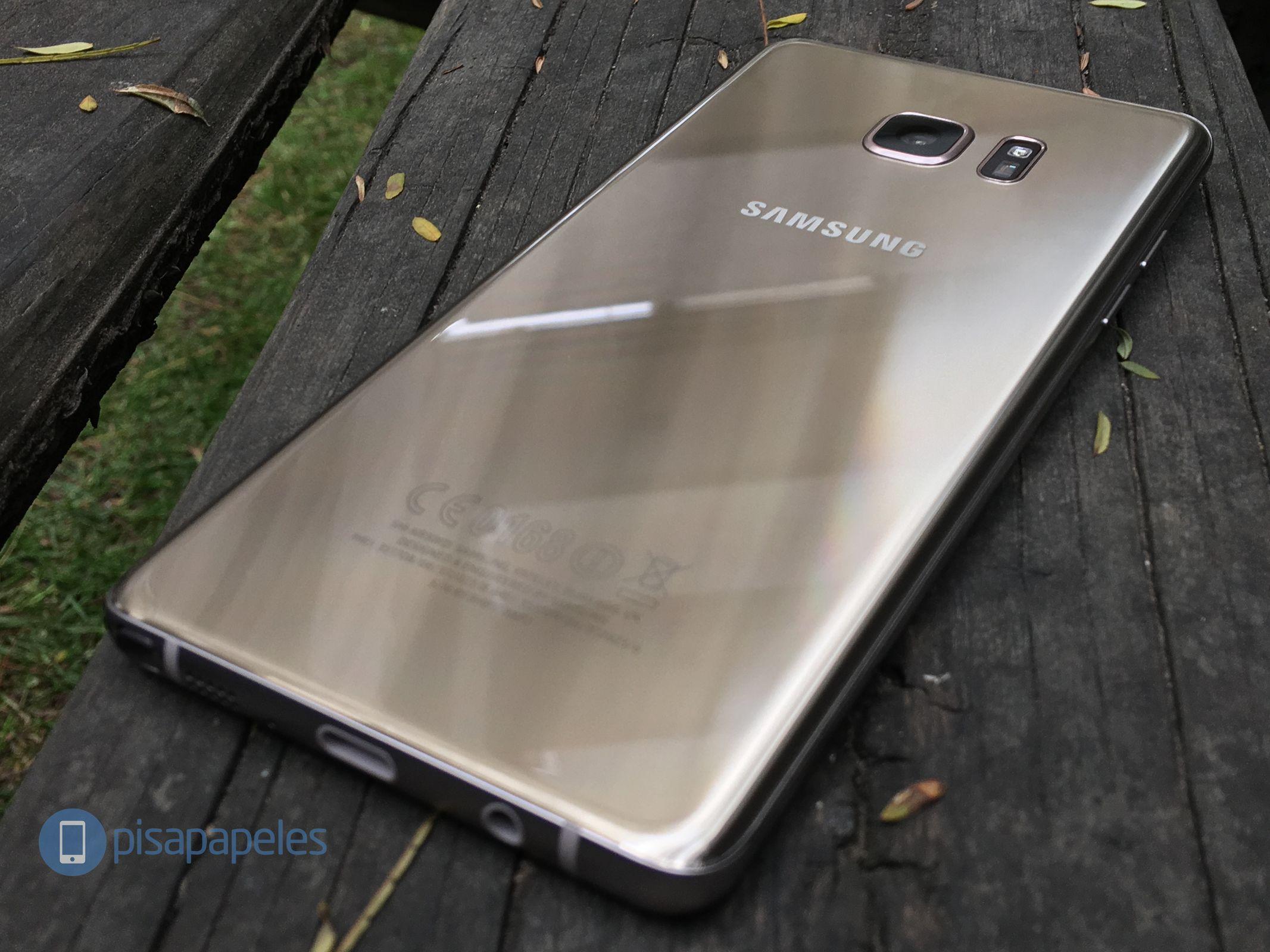 0ec6667d575 Ahora es un Samsung Galaxy J5 (2016) el que explota en Francia