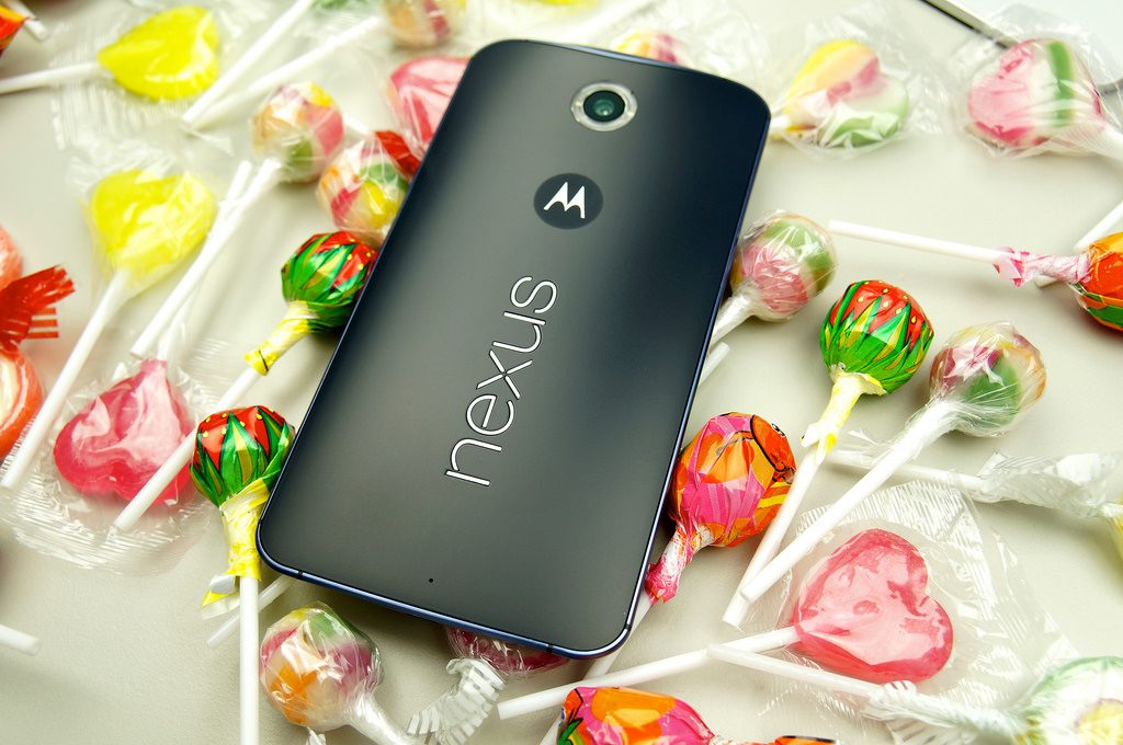 Nexus 6(seis) -portada