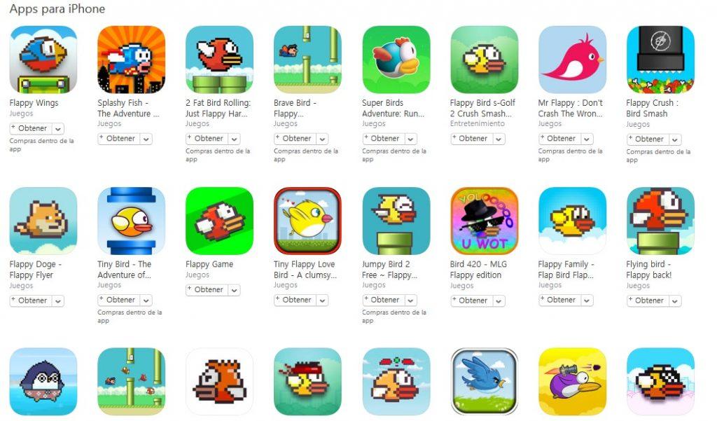 flappy-birds appstore