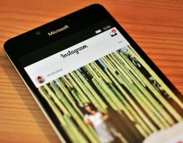 Instagram Windows-10-Mobile