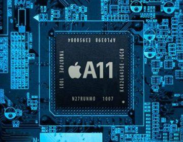tsmc apple a11