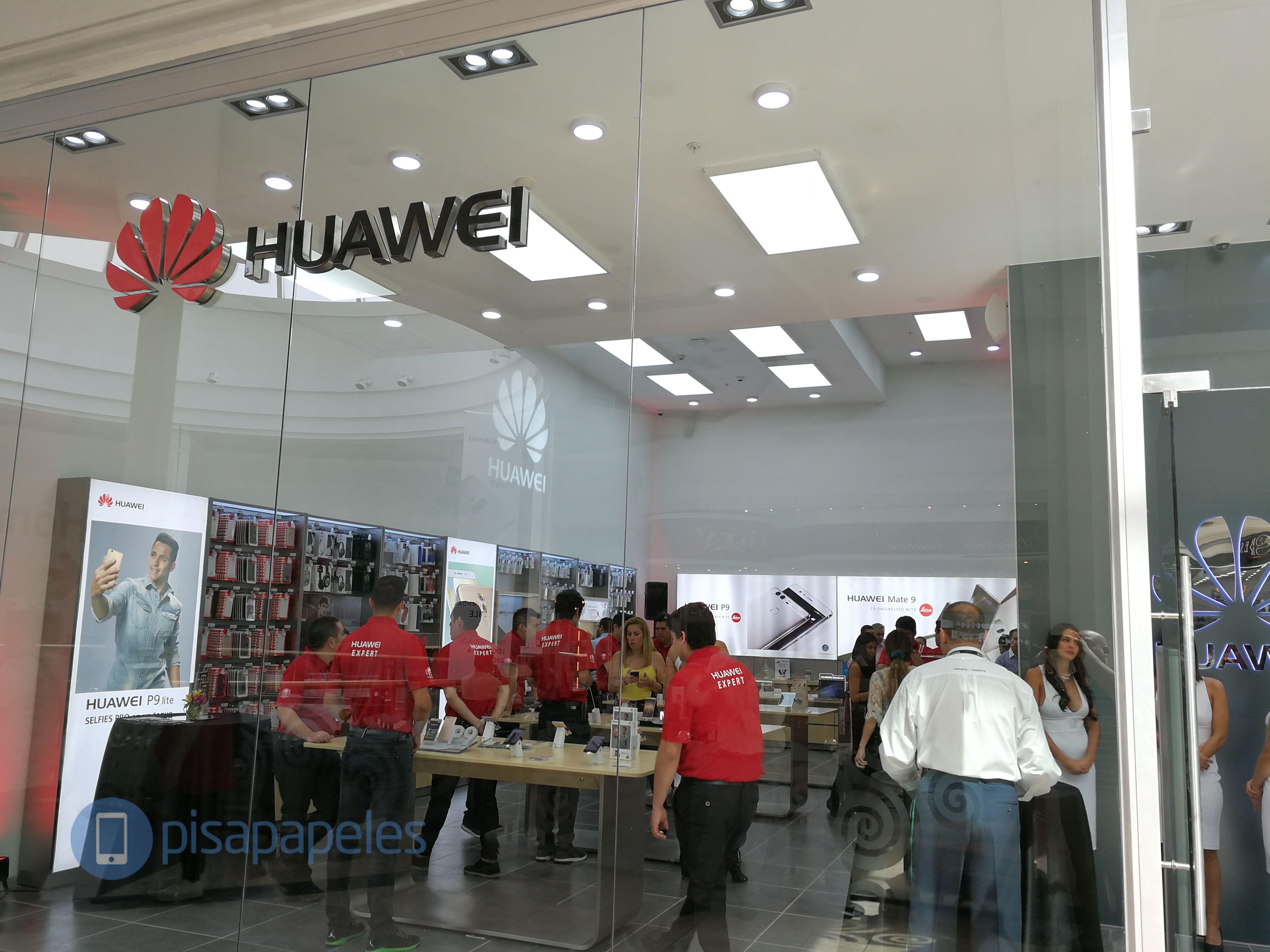 Los dispositivos de Huawei que sean compatibles con