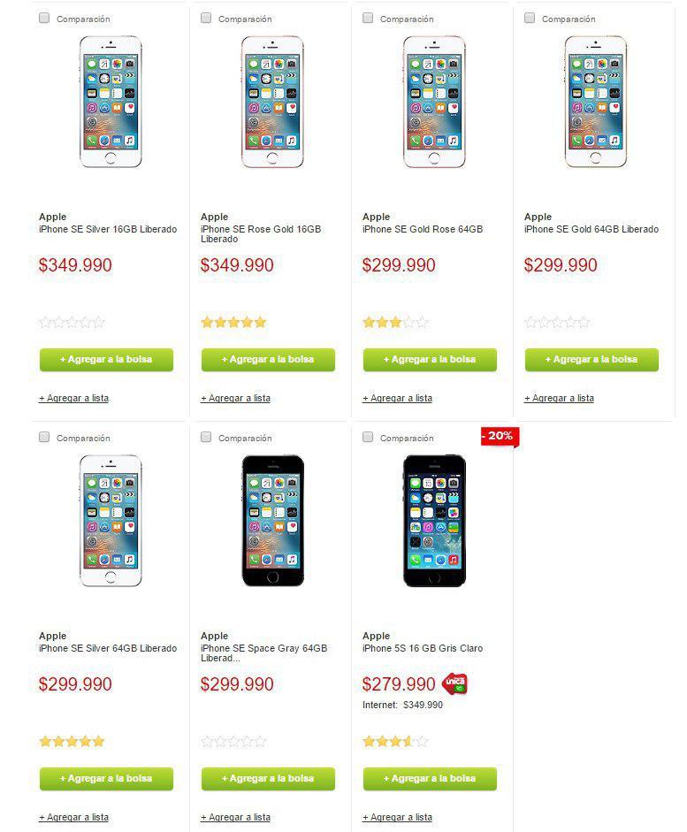 Oferta Portabilidad Iphone