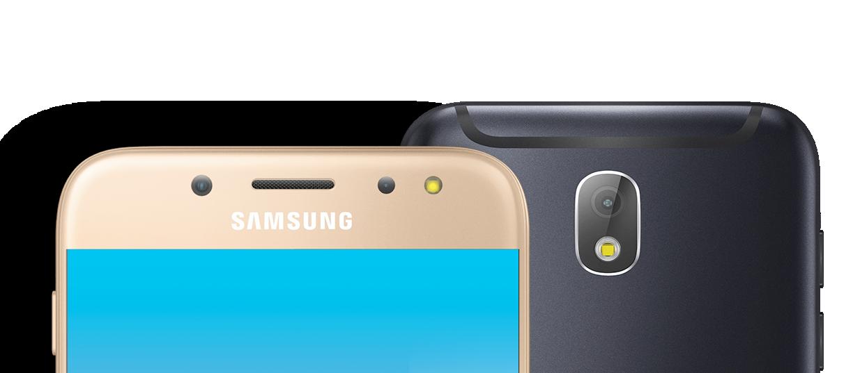 Samsung lanza los nuevos Galaxy J7 Pro y J7 Max