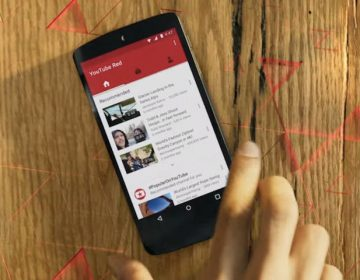 youtube red oficial