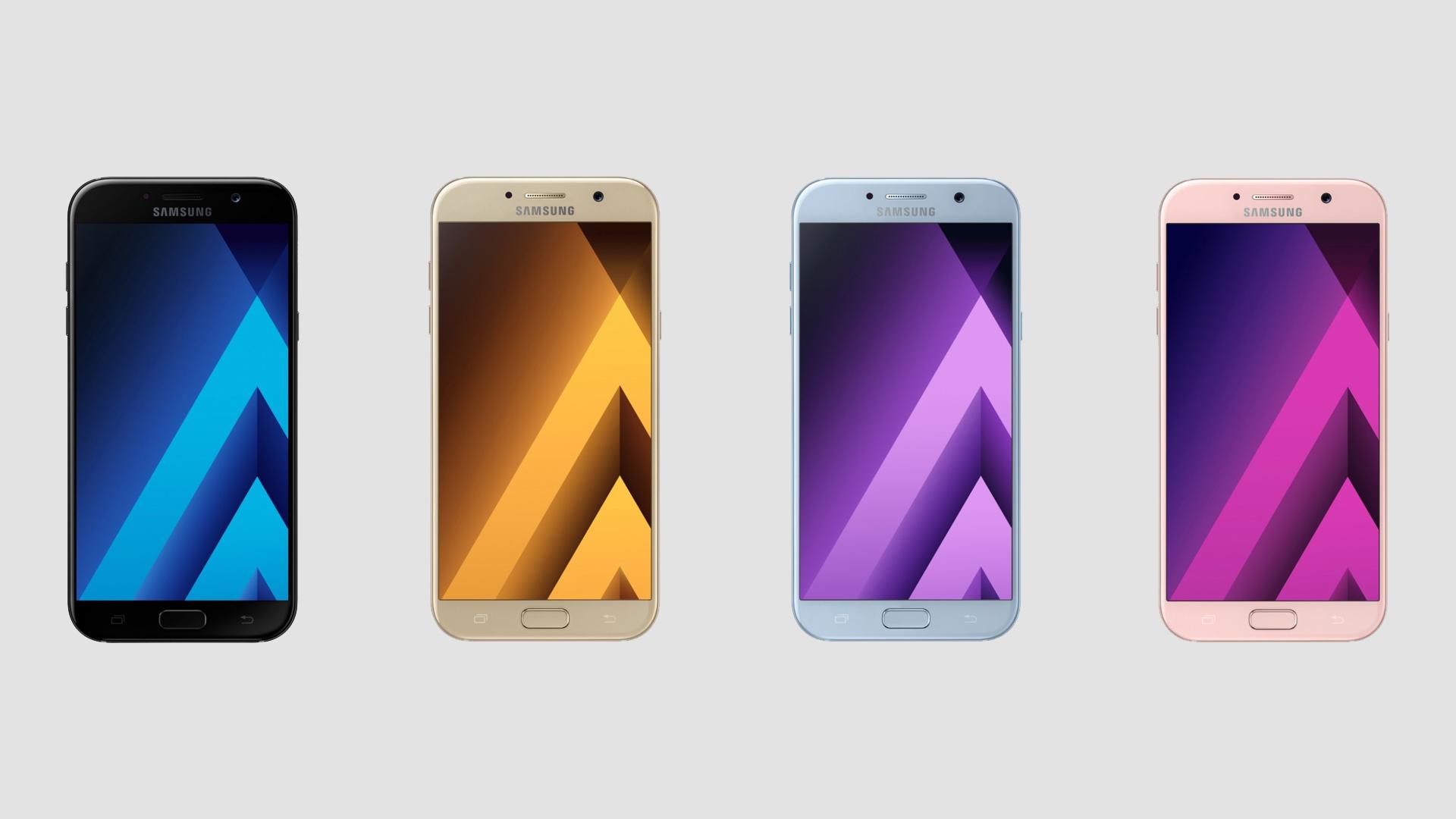 Samsung Galaxy A7 2017 Comienza A Actualizarse A Android Nougat