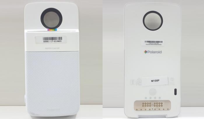 20ef50912c1b0 Un nuevo Moto Mod de Polaroid que imprime fotos instantáneamente se ...