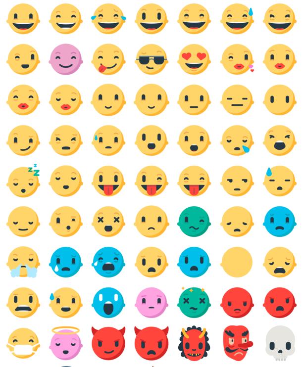 emojis Mozilla