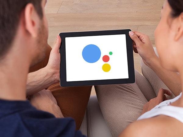 asistente de google en tablets
