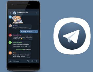 Telegram X Android
