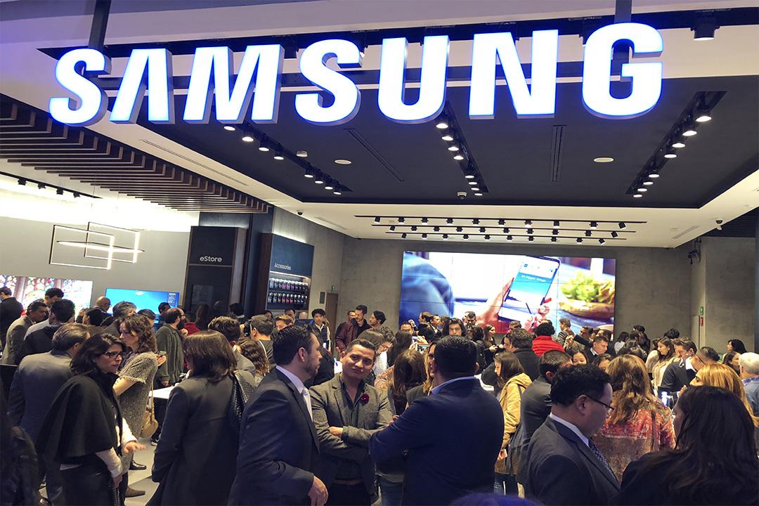 El primer smartphone de Samsung con Android Oreo Go sería el Galaxy