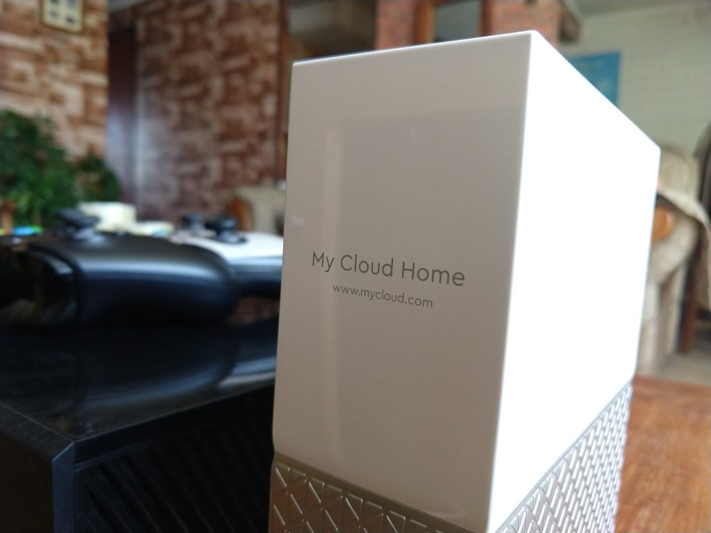 WD My Cloud Home 12