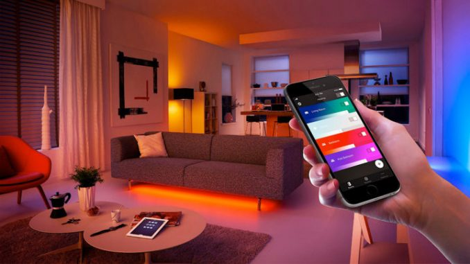 philips hue movil