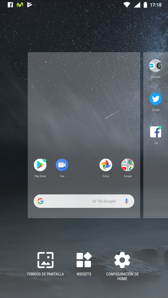 Calendario Android Widget.Aprende A Activar El Util Widget De Google At A Glance En