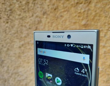 Sony Xperia L2 Portada