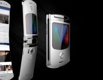 Motorola RAZR 2019 portada