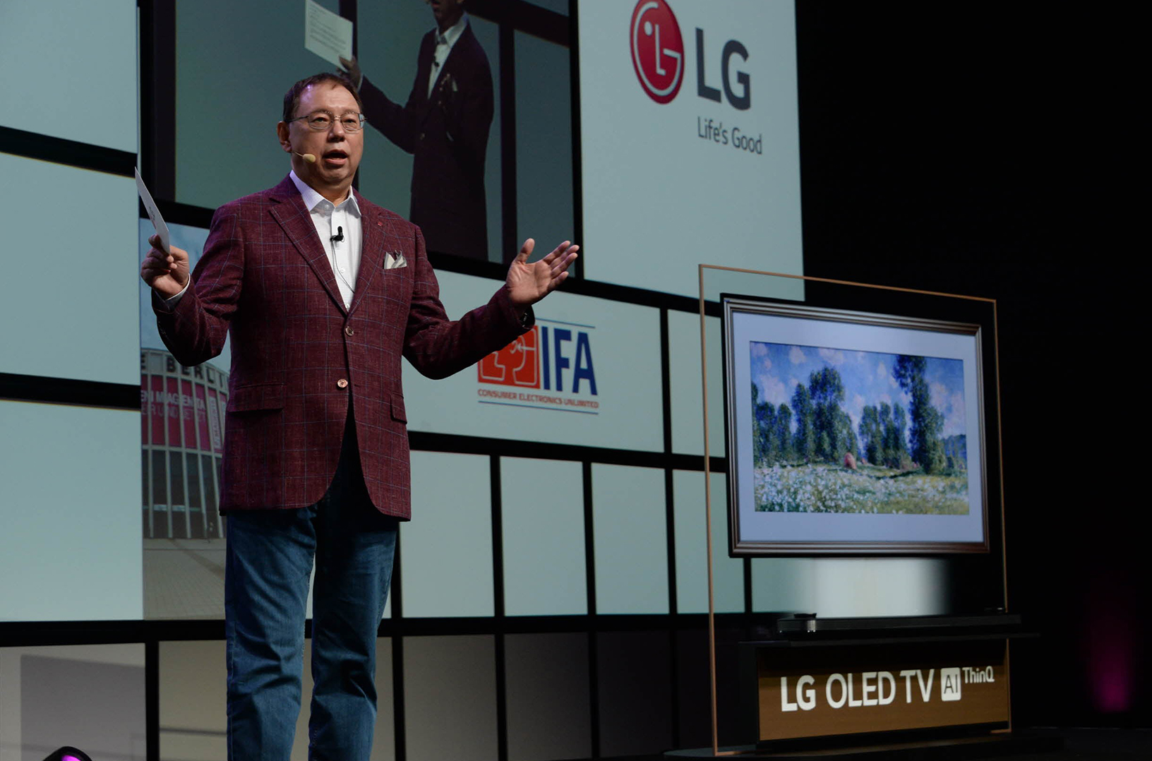 lg ifa 2018 portada