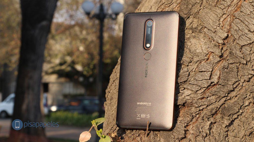 Review Nokia 6 1