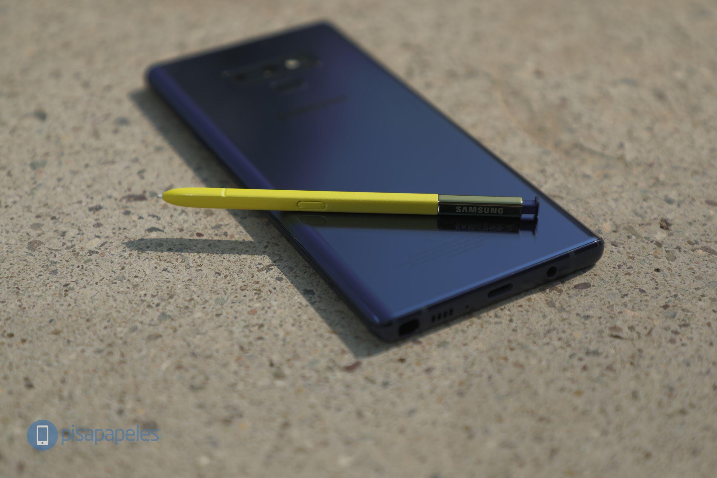 Android Pie para el Galaxy Note 9 podría llegar a mediados de enero