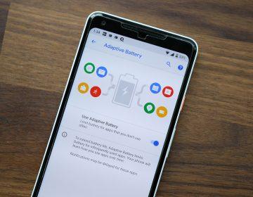 Google Android 9 pie ahorro de energia