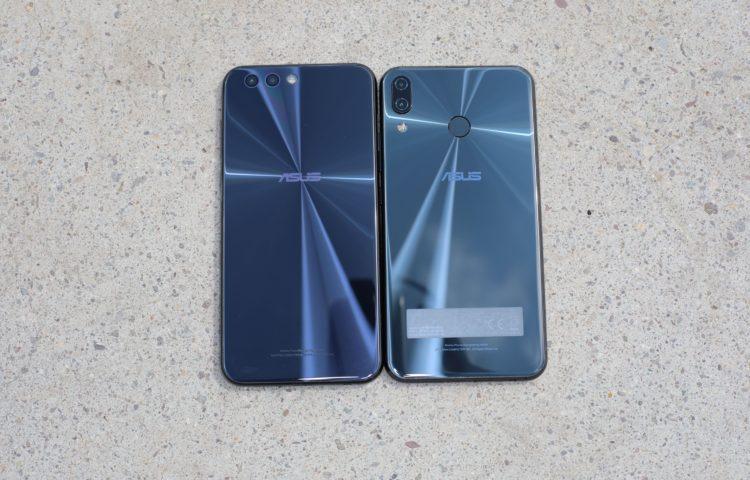 Zenfone 4 vs Zenfone 5z comparativa 17