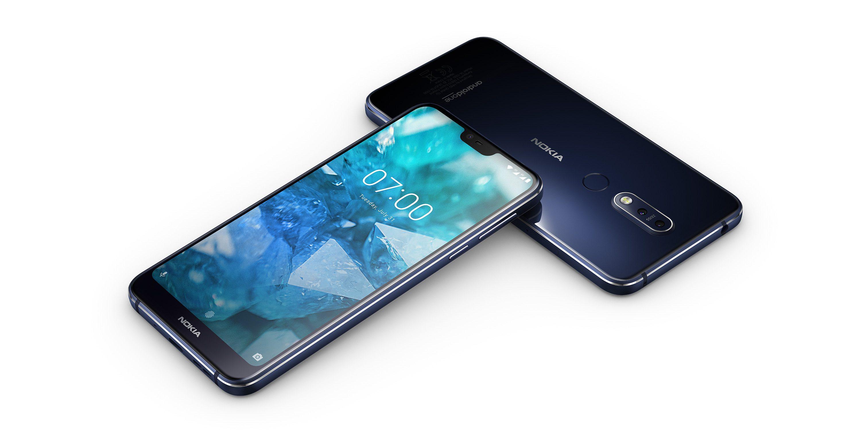 """Así es el nuevo Nokia 7.1, presentado hoy"""""""