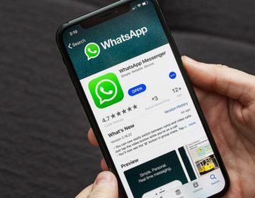 whatsapp iphone x portada