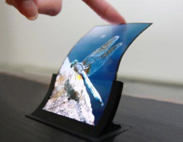pantalla flexible android