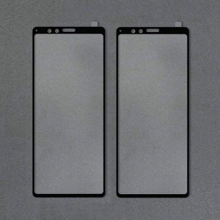 Sony Xperia XZ4 con pantalla infinita y triple cámara, según una filtración