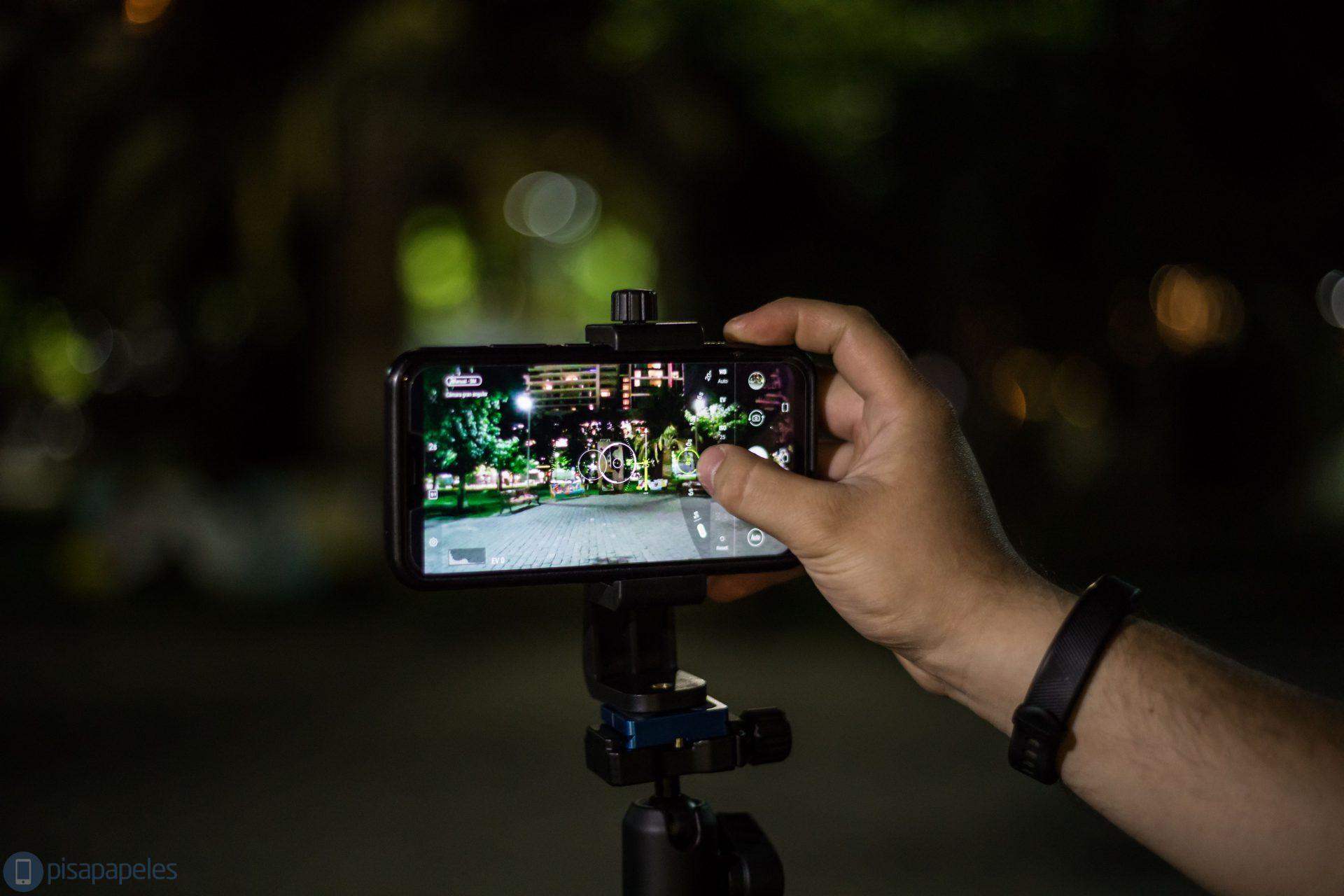 Portada fotos nocturnas ASUS Zenfone 5z