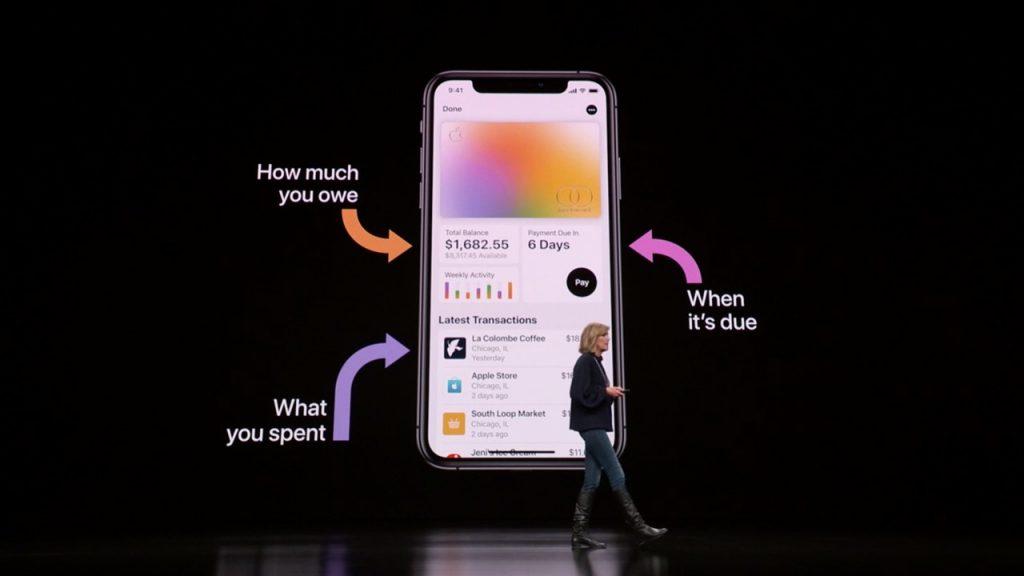 La nueva tarjeta de crédito que habitará tu iPhone — Apple Card