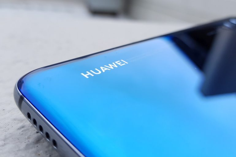 Huawei P30 portada carcasa inalámbrica