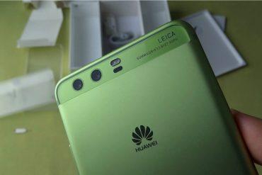 Huawei P10 portada
