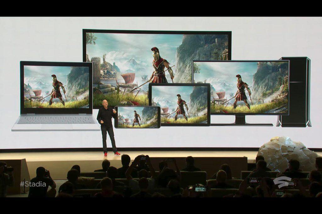 Lista de juegos compatibles con Google Stadia por streaming