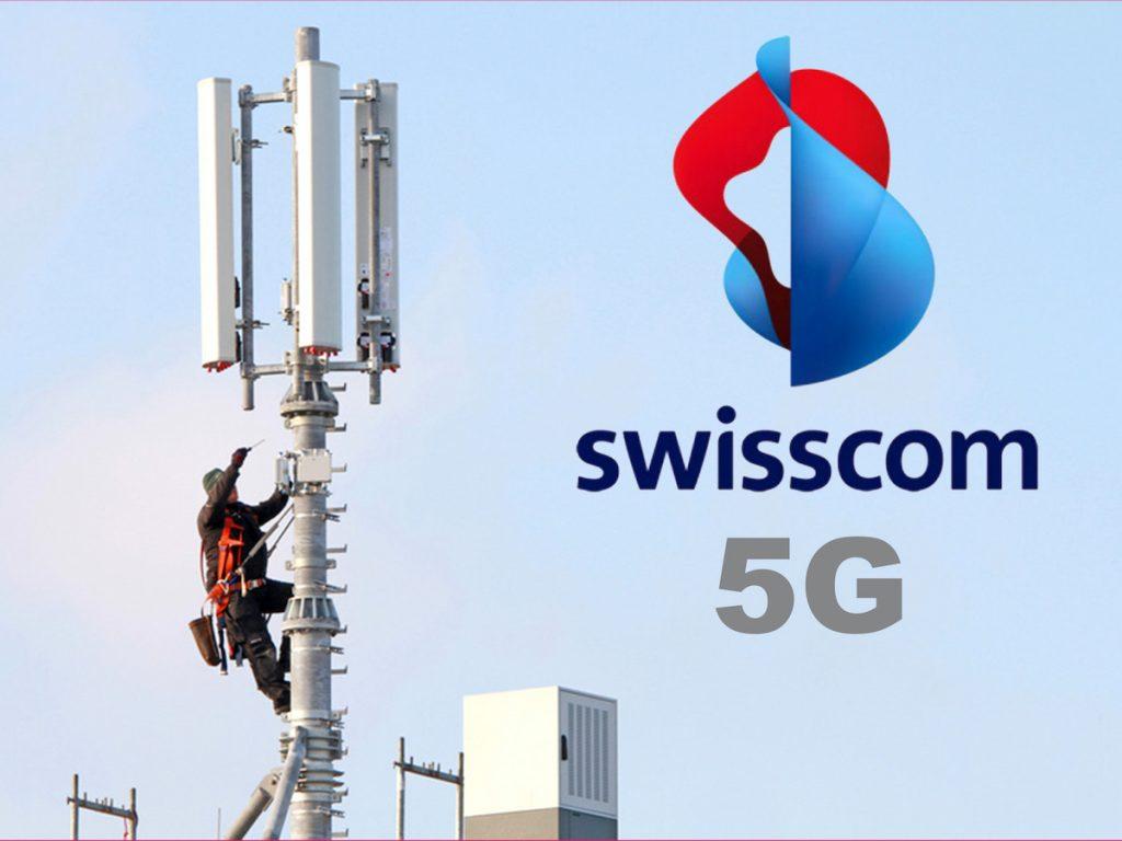 5G Swisscom