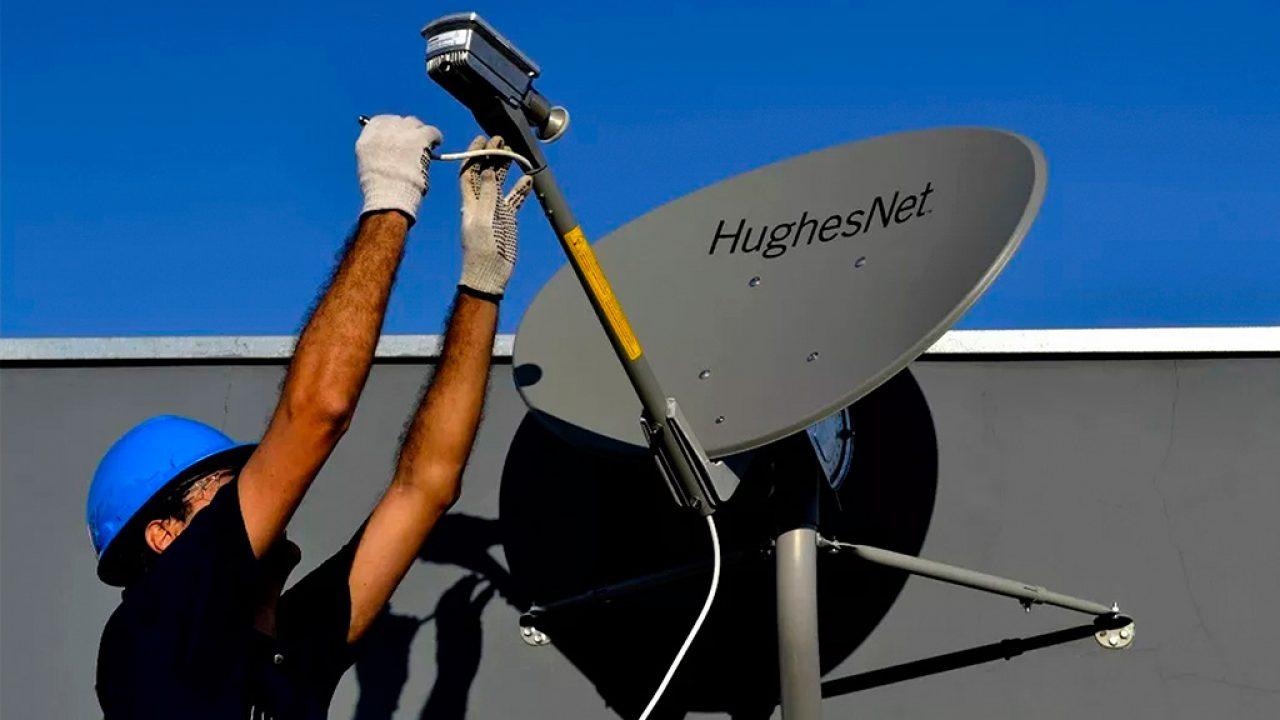 Resultado de imagen para hughes satelital