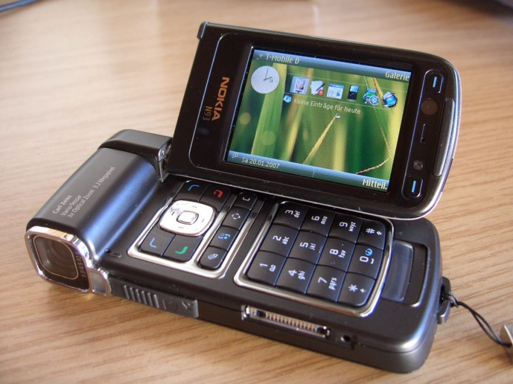 nokia n93 symbian os