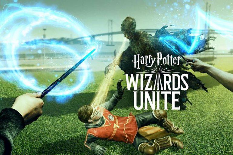 Harry Potter: Wizards Unite Portada