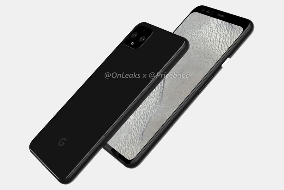 2f97739d9a0 Nueva filtración revela el diseño del Google Pixel 4 XL con lujo de detalle