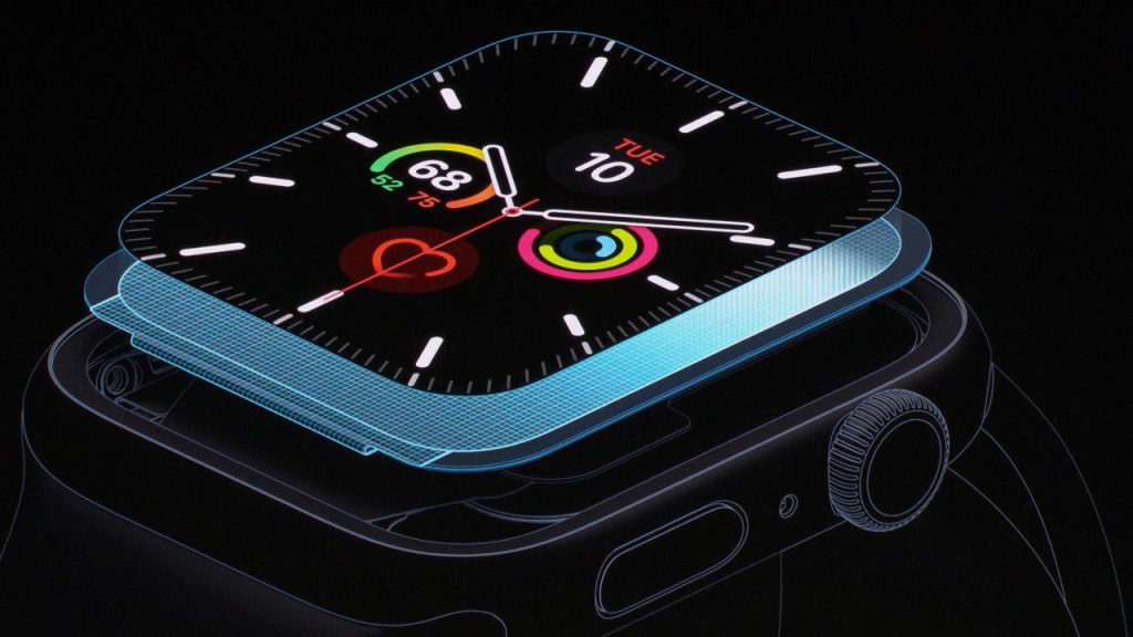 Apple Watch serie 5 foto 2