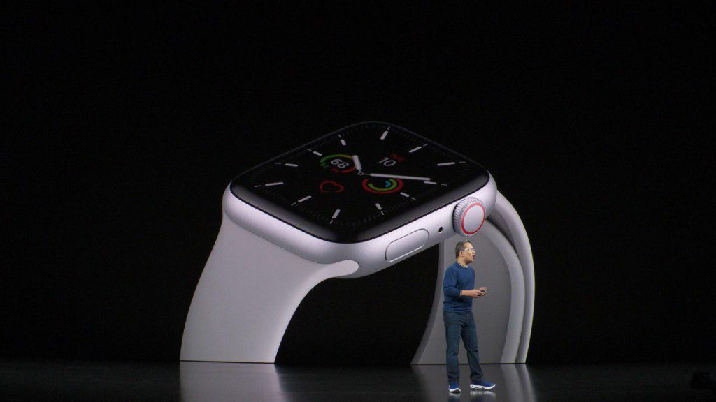 Apple Watch serie 5 foto 3