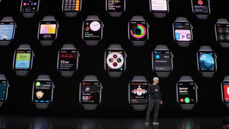 apple watch serie 5 portada